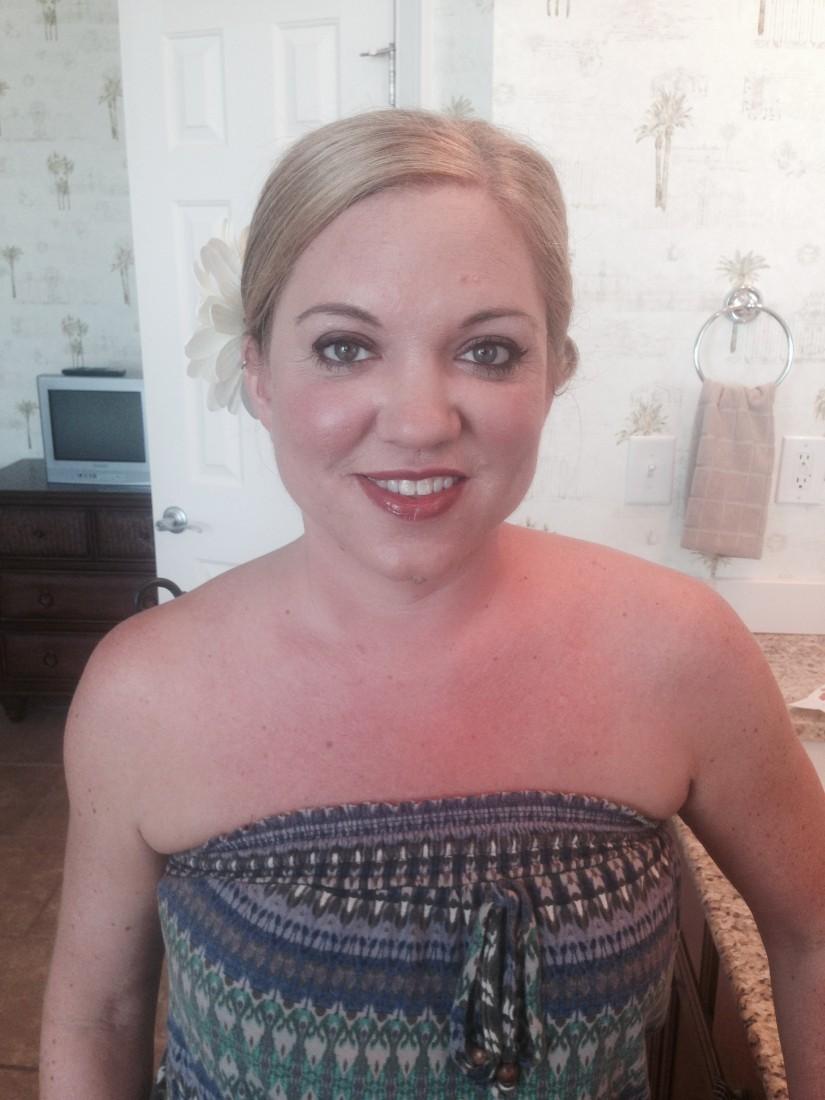 Myrtle Beach Wedding Makeup : Hire Lydia Muller Makeup - Makeup Artist in Myrtle Beach ...