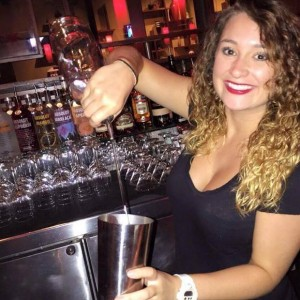 Lydia Ward Event Bartender