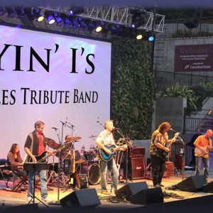Lyin' I's - Tribute Band in San Jose, California