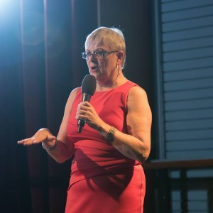 Lynda Hykin Speaks - Motivational Speaker / Corporate Event Entertainment in Hamilton, Ontario