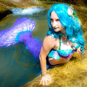 Lyra the Grand Lake Mermaid - Mermaid Entertainment / Costumed Character in Grove, Oklahoma