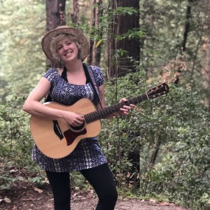 Lyric Raven - Singing Guitarist in Santa Cruz, California