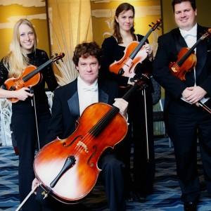Kleinmann Strings - String Quartet / Wedding Musicians in Spokane, Washington