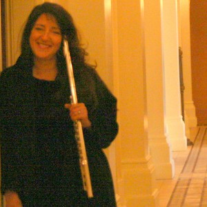 Lyrical Flute - Classical Duo / Flute Player in Sacramento, California