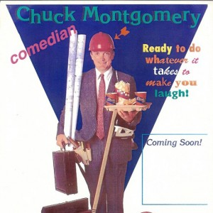 Chuck Montgomery - Comedian in Houston, Texas