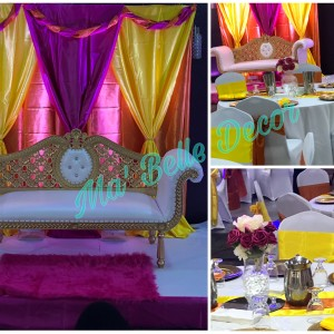 Ma' Belle Decor  - Party Decor in Kissimmee, Florida