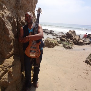 Maazi Jay - Bassist in San Pedro, California
