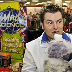 Mad Science of NE Central FL - Science Party in Orlando, Florida
