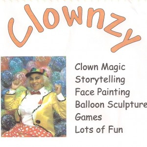Clownzy & Friends - Clown / Costumed Character in Reston, Virginia
