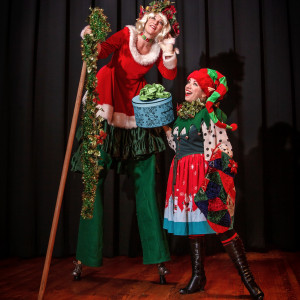 Madame Onça Entertainment: Stilts, Tarot and More - Interactive Performer in Richmond, Virginia