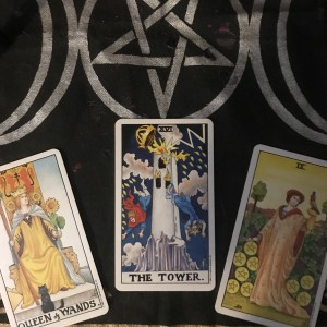Madame Zagan's Tarot Readings - Tarot Reader / Halloween Party Entertainment in Greenville, South Carolina