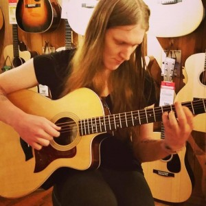 Maddie Adams Fingerstyle Guitar - Guitarist in West Bloomfield, Michigan