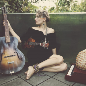 Madeline Tasquin - French Bistro & Jazz - French Entertainment in Albany, California