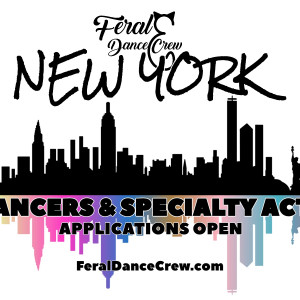 Feral Dance Crew - Interactive Performer / Street Performer in Syracuse, New York