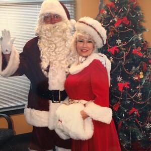 Corporate Holliday Events, Santas, Holliday Theme Decor (NJ, PA, DE)