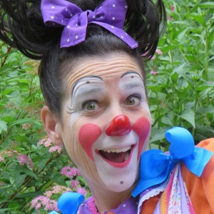 Maggie the Clown - Clown in Brimfield, Massachusetts