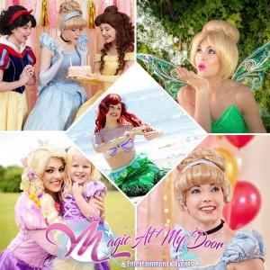 Magic at My Door - Princess Parties - Princess Party in Toronto, Ontario