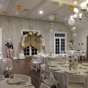 Magic Balloon Decor