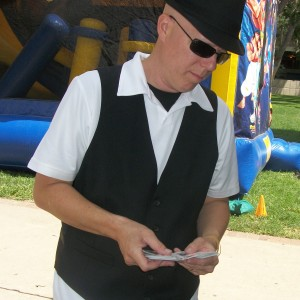 Magic by Larry Scott - Children's Party Magician in Colorado Springs, Colorado