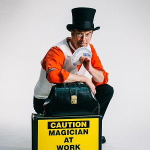 Magic Century - Magician / Interactive Performer in Salt Lake City, Utah