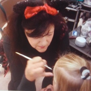 Magic/ Facepainting with a Twist - Face Painter / Corporate Magician in Aliquippa, Pennsylvania
