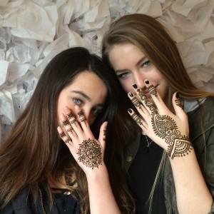 Magic Magpie Studio Henna Art by Antoinette - Henna Tattoo Artist in Seattle, Washington