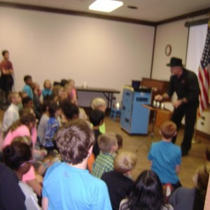 Magic Man - Children's Party Magician in Albemarle, North Carolina