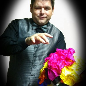 Mysterious Mike - Children's Party Magician in Jackson, Tennessee