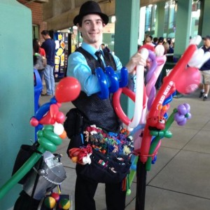Magic Mike's Magic and Balloons - Children's Party Magician / Balloon Twister in Lynn, Massachusetts