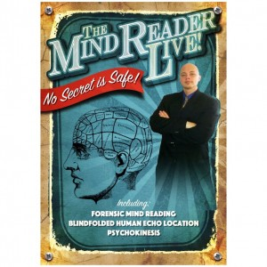 Magic & mind reading by Scott Xavier - Magician / College Entertainment in Key West, Florida