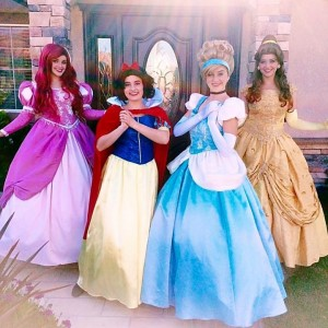 Magic Mirror Entertainment - Princess Party / Children's Party Entertainment in Cerritos, California