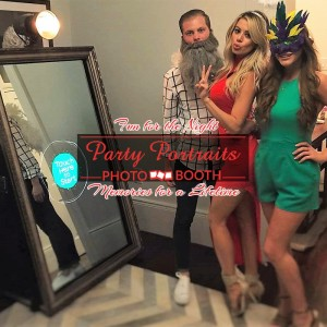 Magic Mirror Photo Booth - Photo Booths / Family Entertainment in Baton Rouge, Louisiana