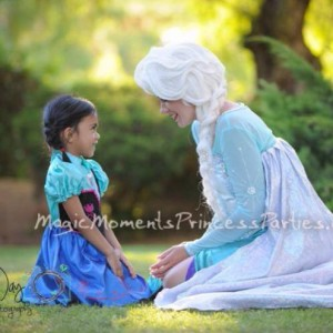 Magic Moments - Princess Party in San Luis Obispo, California
