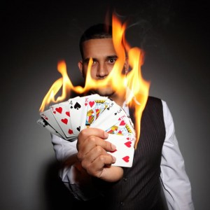 Magic of Durgy Spade - Magician in Toronto, Ontario
