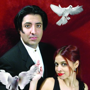 Magic of Rafael & Katia - Illusionist in Los Angeles, California
