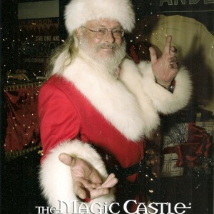 Magic Santa Claus - Comedy Magician in San Diego, California
