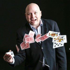 Clive The Conjuror - Comedy Magician in Seattle, Washington