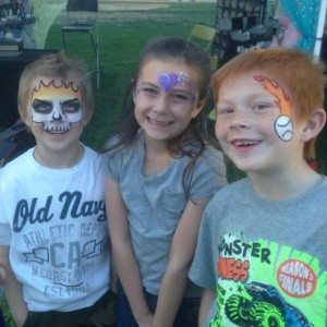 Magic Wand Face Painting - Face Painter / College Entertainment in Henderson, Nevada