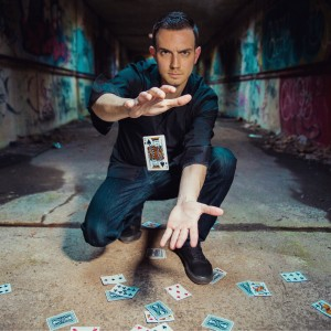 Chris Dare - Magic with a Mission - Illusionist / Mentalist in New York City, New York