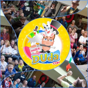 Magical Duda Entertainment - Children's Party Magician in Toronto, Ontario