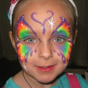 Magical Face Painting