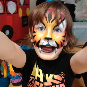 Magical Face Paints - Face Painter / Halloween Party Entertainment in El Paso, Texas