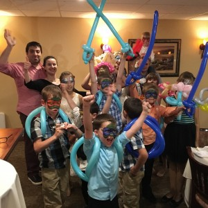 Magical Teamwork NJ - Face Painter / Balloon Decor in Montclair, New Jersey