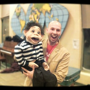 Magical Mark: Puppets // Illusions - Ventriloquist in Toronto, Ontario