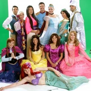 Magical Memories Children's Entertainment Company - Princess Party in Long Island, New York