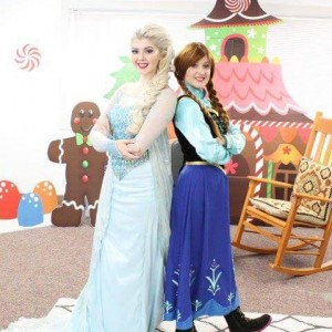 Magical Memories Parties - Princess Party in Salem, Oregon