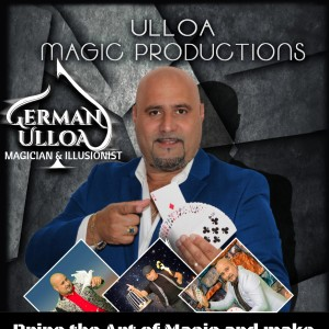 Magical Memories Show-Ulloa Magic Productions - Children's Party Magician / Halloween Party Entertainment in Miami, Florida