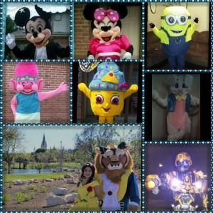 Magical Sister Mascot & More Rentals - Costume Rentals in San Antonio, Texas