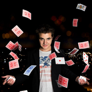 Magician - Magicien - Magician / College Entertainment in Rimouski, Quebec