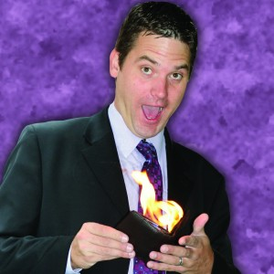 Magician Comedian Jason Abbott - Comedy Magician / Juggler in Detroit, Michigan